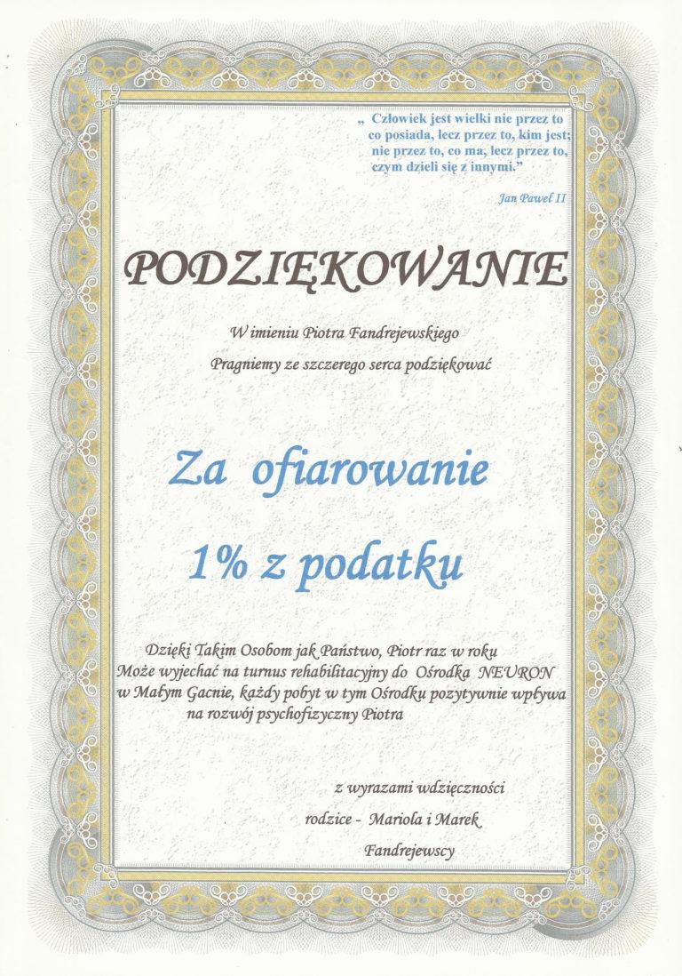 Certyfikat